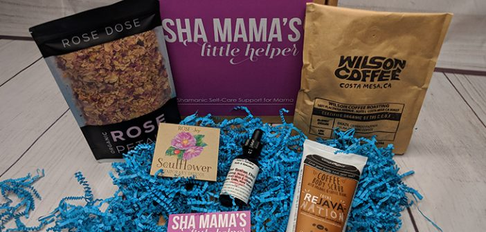 Relax Mama's! This Box of Goodies Has You Covered!